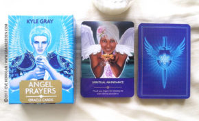 Angel Prayers Oracle Cards de Kyle Gray
