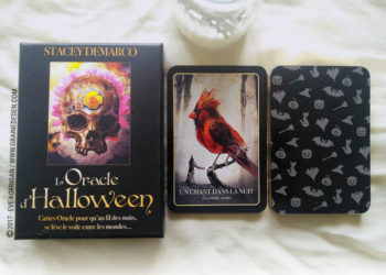L'Oracle d'Halloween de Stacey Demarco - Graine d'Eden Développement personnel, spiritualité, tarots et oracles divinatoires, Bibliothèques des Oracles, avis, présentation, review , revue