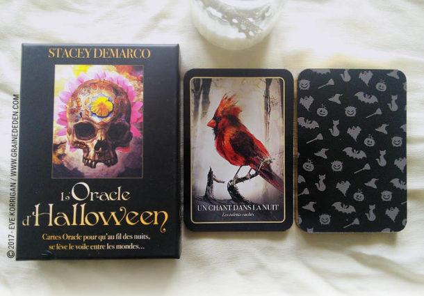 L'Oracle d'Halloween de Stacey Demarco