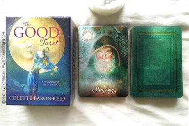 The Good Tarot de Colette Baron-Reid et Jena DellaGrottaglia