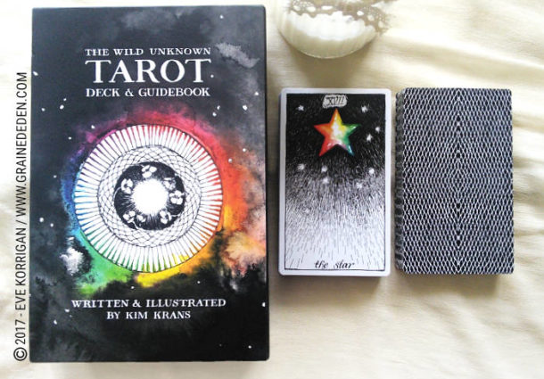 The Wild Unknown Tarot deck de Kim Krans