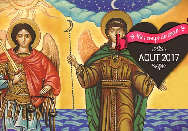 Août 2017 - Les Oracles sur les Anges