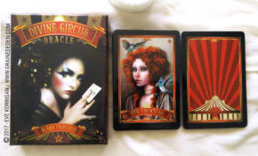 Divine Circus Oracle Cards de Alana Fairchild