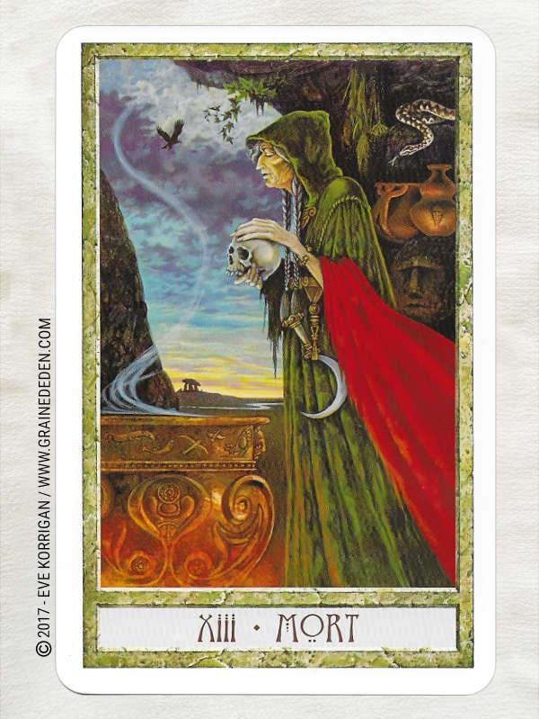 Le Tarot Egyptien De Dusserre: Le Tarot Des Druides De Philip Et Stephanie Carr-Gomm