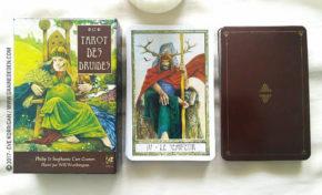 Le Tarot des Druides de Philip et Stephanie Carr-Gomm