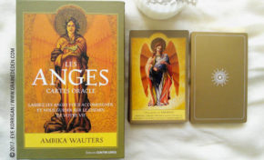 Les Anges Cartes Oracle de Ambika Wauters