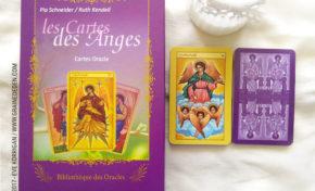 Les Cartes des Anges de Pia Schneider et Ruth Kendell