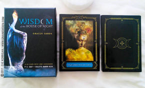 Wisdom of the House of Night Oracle Cards de Colette Baron-Reid et P.C. Cast