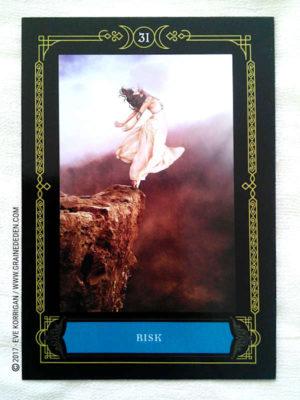 Wisdom of the House of Night Oracle Cards de Colette Baron-Reid et Jena DellaGrottaglia - Graine d'Eden Développement personnel, spiritualité, tarots et oracles divinatoires, Bibliothèques des Oracles, avis, présentation, review , revue