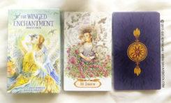The Winged Enchantment Oracle Deck de Lisa Hunt et Lesley Morrison