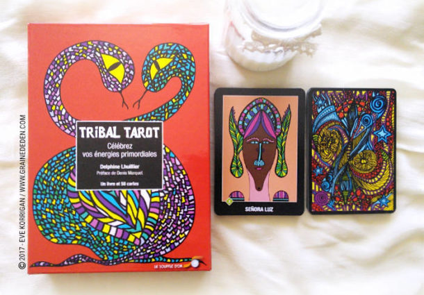 Tribal Tarot de Delphine Lhuillier