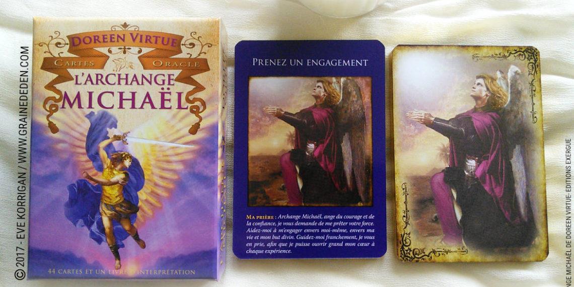 Carte But Avis.Cartes Oracle L Archange Michael De Doreen Virtue