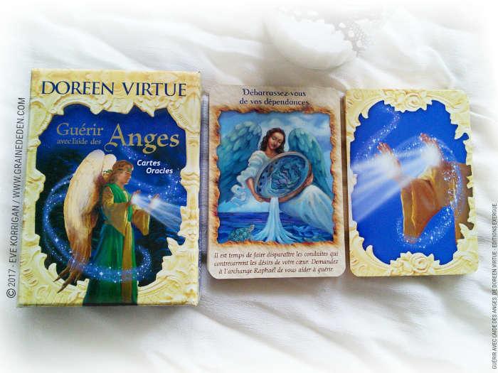 Guérir avec l'Aide des Anges Cartes Oracle