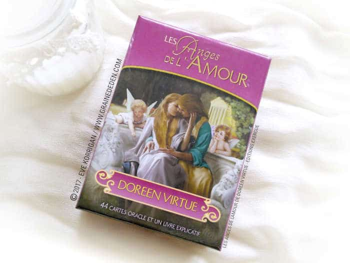 ... Les Anges de l Amour Cartes Oracle de Doreen Virtue - Graine d Eden ... f59f6c58de03