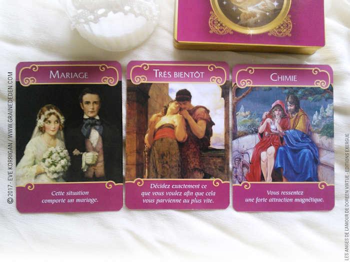 Les Anges de l Amour Cartes Oracle de Doreen Virtue 4f553bfe475e