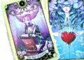 Mystical Manga Tarot de Barbara Moore et Rann - Graine d'Eden Développement personnel, spiritualité, tarots et oracles divinatoires, Bibliothèques des Tarots, avis, présentation, review , revue