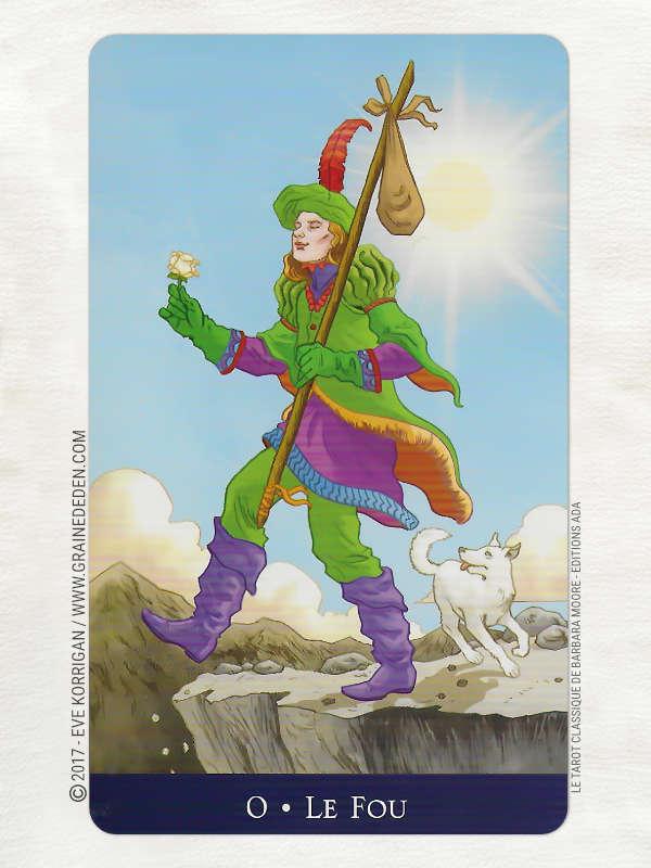 Graine d'Eden Développement personnel, spiritualité, tarots et oracles divinatoires, Bibliothèques des Tarots, avis, présentation, review , revue