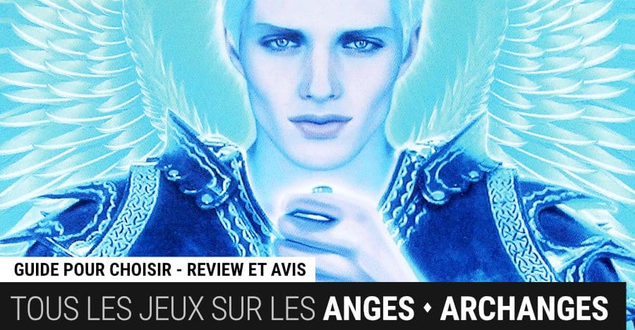 eec9161d3a9b99 Tarot, cartes Oracle sur les Anges Archanges - Guide review