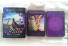 Sacred Traveler Oracle Cards Deck de Denise Linn - Graine d'Eden Développement personnel, spiritualité, tarots et oracles divinatoires, Bibliothèques des Oracles, avis, présentation, review , revue