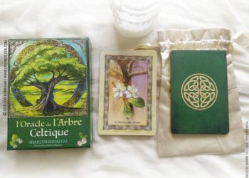 Review L'Oracle de l'Arbre Celtique de Sharlyn Hidalgo et Jimmy Manton - Graine d'Eden Développement personnel, spiritualité, tarots et oracles divinatoires, Bibliothèques des Oracles, avis, présentation, review tarot oracle , revue tarot oracle
