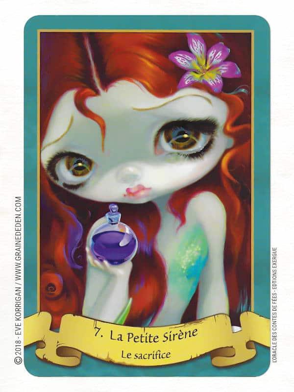 oracle des contes de fées
