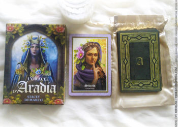 L'Oracle d'Aradia de Stacey Demarco et Jimmy Manton Review - Graine d'Eden Développement personnel, spiritualité, tarots et oracles divinatoires, Bibliothèques des Oracles, avis, présentation, review tarot oracle , revue tarot oracle