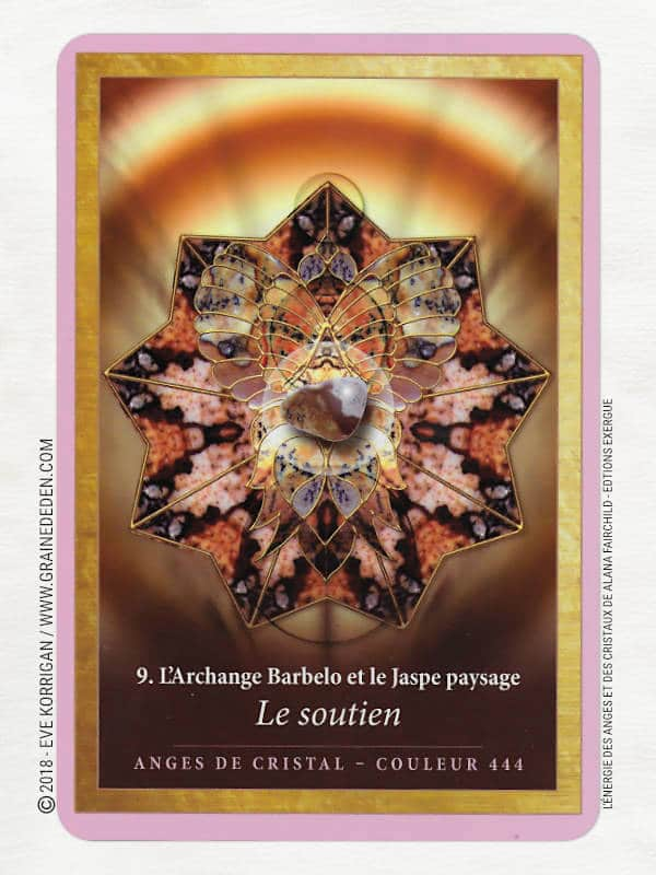 L'énergie des Anges et des Cristaux Cartes Oracle de Alana Fairchild Review - Graine d'Eden Développement personnel, spiritualité, tarots et oracles divinatoires, Bibliothèques des Oracles, avis, présentation, review tarot oracle , revue tarot oracle