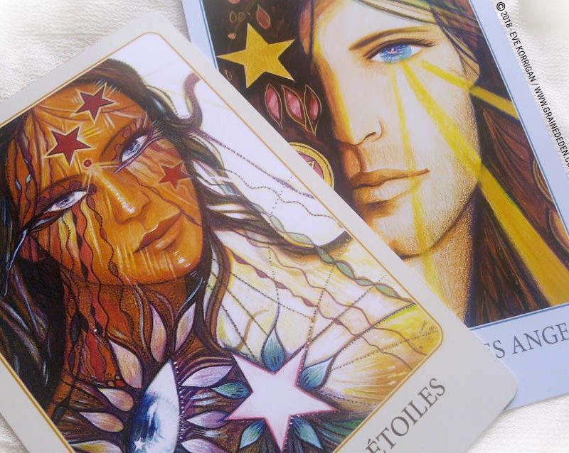 Le Tarot de l'Amour de Denise Jarvie et Toni Carmine Salerno 36