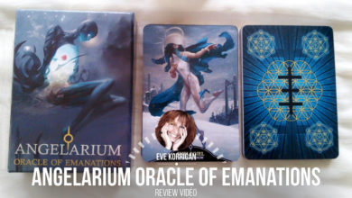 Review Angelarium Oracle of Emanations (Présentation Video) Review Video - Graine d'Eden Développement personnel, spiritualité, tarots et oracles divinatoires, Bibliothèques des Oracles, avis, présentation, review tarot oracle , revue tarot oracle
