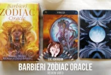 Review Barbieri Zodiac Oracle (Présentation Video) Review Video - Graine d'Eden Développement personnel, spiritualité, tarots et oracles divinatoires, Bibliothèques des Oracles, avis, présentation, review tarot oracle , revue tarot oracle