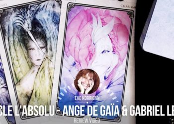 Review L'Oracle l'Absolu de Ange de Gaïa et Gabriel Leroy (Présentation Video) Review Video - Graine d'Eden Développement personnel, spiritualité, tarots et oracles divinatoires, Bibliothèques des Oracles, avis, présentation, review tarot oracle , revue tarot oracle