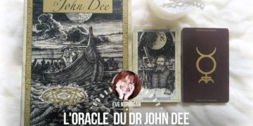 Review L'Oracle du Dr John Dee (Présentation Video) Review Video - Graine d'Eden Développement personnel, spiritualité, tarots et oracles divinatoires, Bibliothèques des Oracles, avis, présentation, review tarot oracle , revue tarot oracle