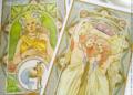 Review Oracle Astrologique de Lunaea Weatherstone - Graine d'Eden Développement personnel, spiritualité, tarots et oracles divinatoires, Bibliothèques des Oracles, avis, présentation, review tarot oracle , revue tarot oracle