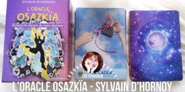 Review L'Oracle Osazkïa de Sylvain D'Hornoy (Présentation Video) Review Video - Graine d'Eden Développement personnel, spiritualité, tarots et oracles divinatoires, Bibliothèques des Oracles, avis, présentation, review tarot oracle , revue tarot oracle