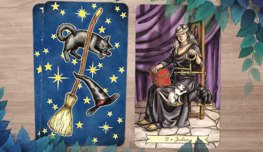 27 Août au 2 Septembre - Votre guidance de la semaine avec Everyday Witch Tarot - Graine d'Eden Développement personnel, spiritualité, tarots et oracles divinatoires, Bibliothèques des Oracles, avis, présentation, review tarot oracle , revue tarot oracle