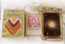 Le Message des Pierres Cartes Oracle de Gérard Cazals Review - Graine d'Eden Développement personnel, spiritualité, tarots et oracles divinatoires, Bibliothèques des Oracles, avis, présentation, review tarot oracle , revue tarot oracle
