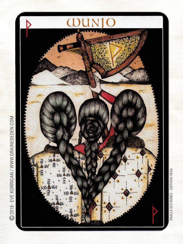 Oracle des Runes de Gulliver L'Aventurière et Lyra Ceoltoir Review - Graine d'Eden Développement personnel, spiritualité, tarots et oracles divinatoires, Bibliothèques des Oracles, avis, présentation, review tarot oracle , revue tarot oracle
