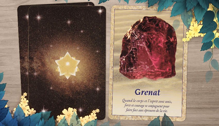 Guidance Energies 3 au 9 décembre 2018 avec Le Message des Pierres Cartes Oracle de Gérard Cazals - Graine d'Eden Développement personnel, spiritualité, tarots et oracles divinatoires, Bibliothèques des Oracles, avis, présentation, review tarot oracle , revue tarot oracle