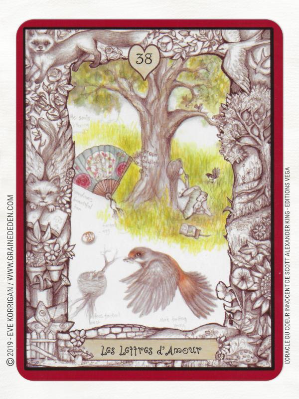 L'Oracle du Coeur Innocent de Scott Alexander King et Sharon McLeod review avis - Graine d'Eden Développement personnel, spiritualité, tarots et oracles cartes divinatoires, Bibliothèques des Oracles, avis, présentation, review , revue