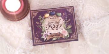 Le Petit Oracle Grimoire de Magie de Eve Korrigan - découverte vidéo