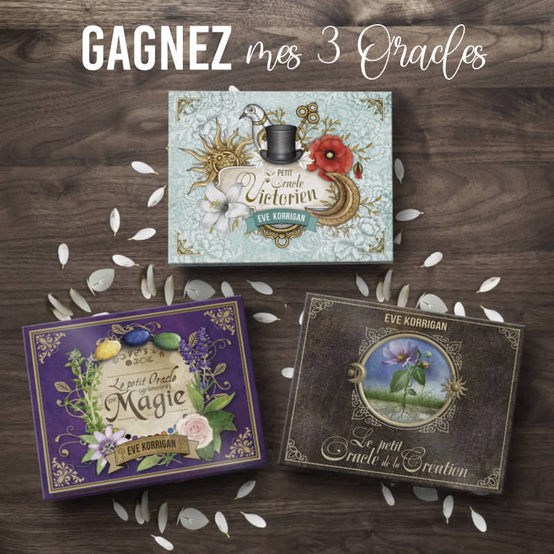 GAGNEZ 3 ORACLES