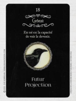oracle de la sorcière noire et des runes de Gabriel Sanchez