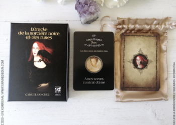 oracle de la sorcière noire