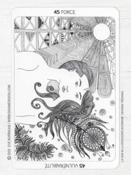 La Voie de la découverte intérieure Cartes de Sandrine Maréchal