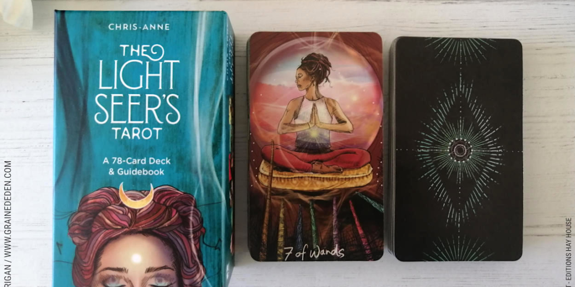 The Light Seer's Tarot de Chris-Anne