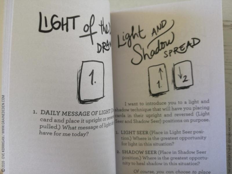 The Light Seer's Tarot de Chris Anne