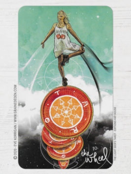 The Light Seer's Tarot de Chris-Anne
