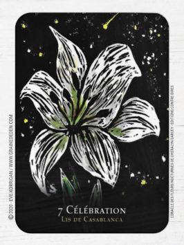 Oracle des Fleurs Nocturnes de Cheralyn Darcey