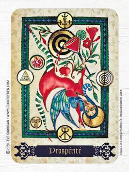 Oracle des Sorts enchantés de Priestess Moon