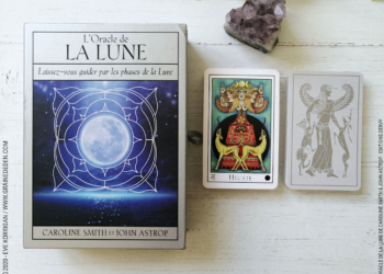 L'oracle de la lune de Caroline Smith et John Astrop